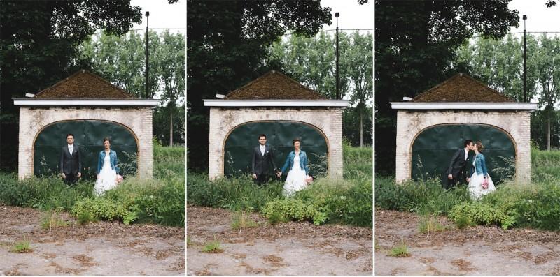 photoshoot huwelijk