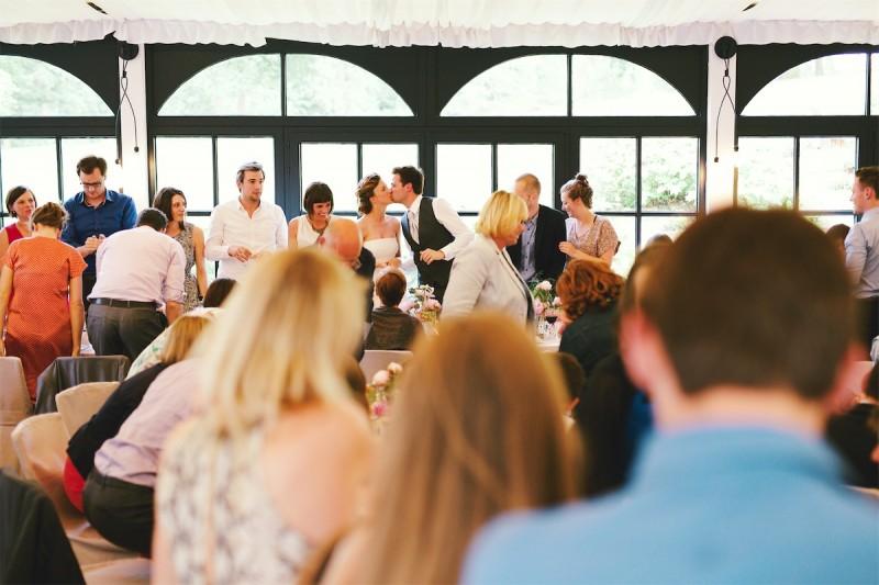 avondfeest huwelijksceremonie