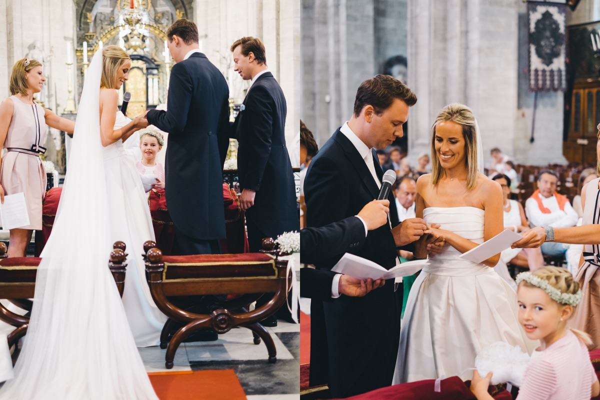 de huwelijks ringen