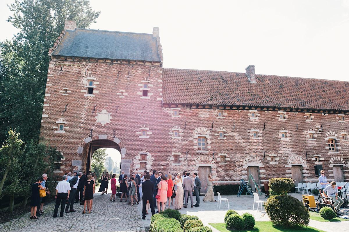 huwelijks ceremonie locatie