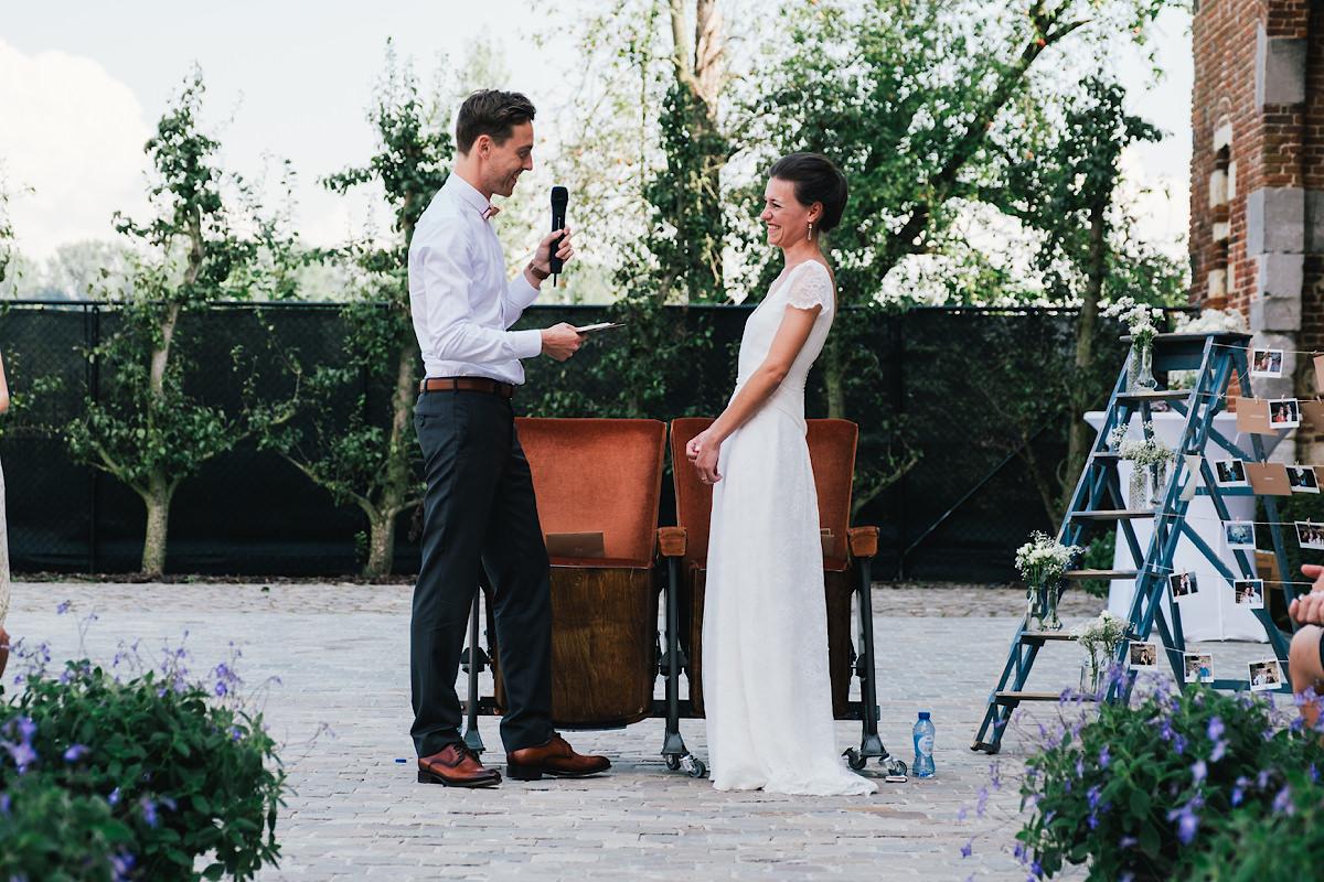 huwelijks ceremonie