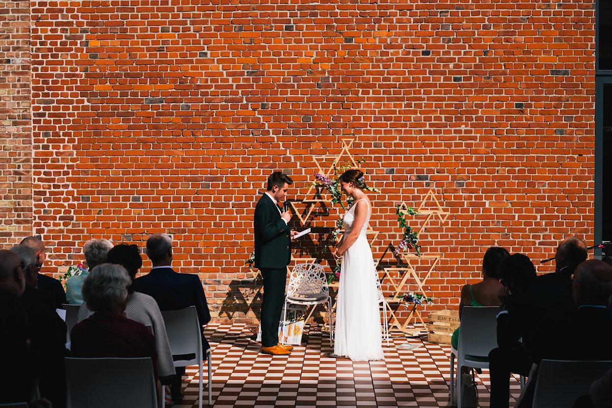 alternatieve huwelijks ceremonie