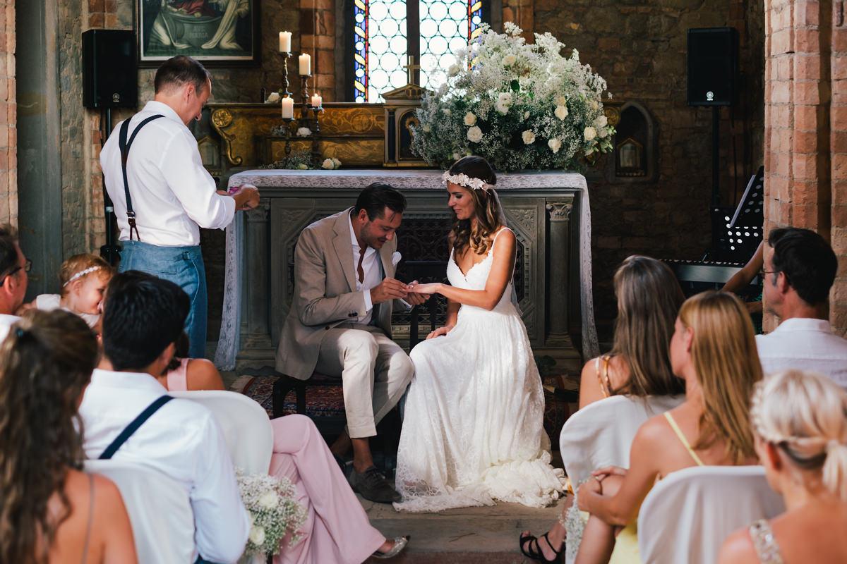 De ringen huwelijk