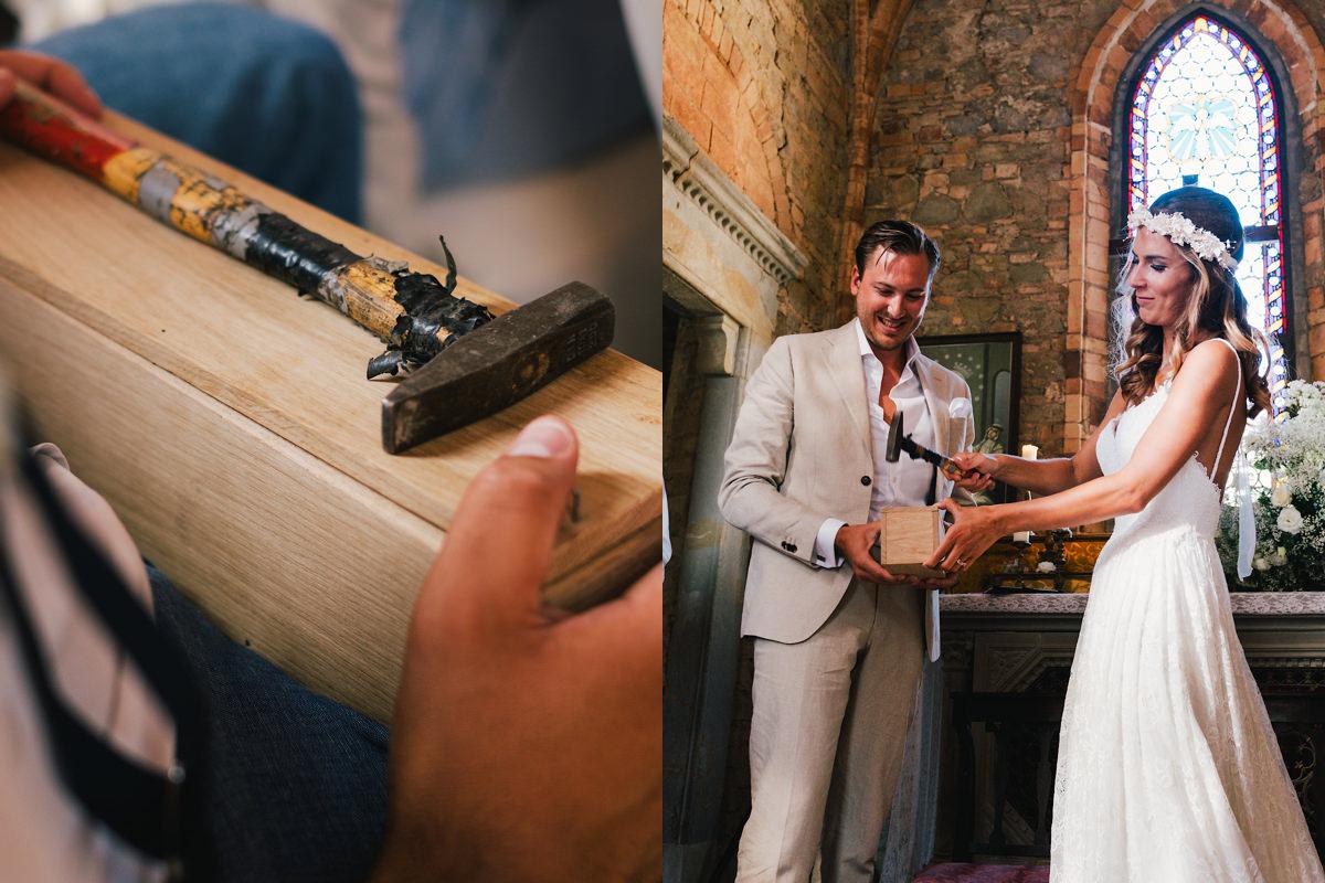 ceremonie Italië huwelijk