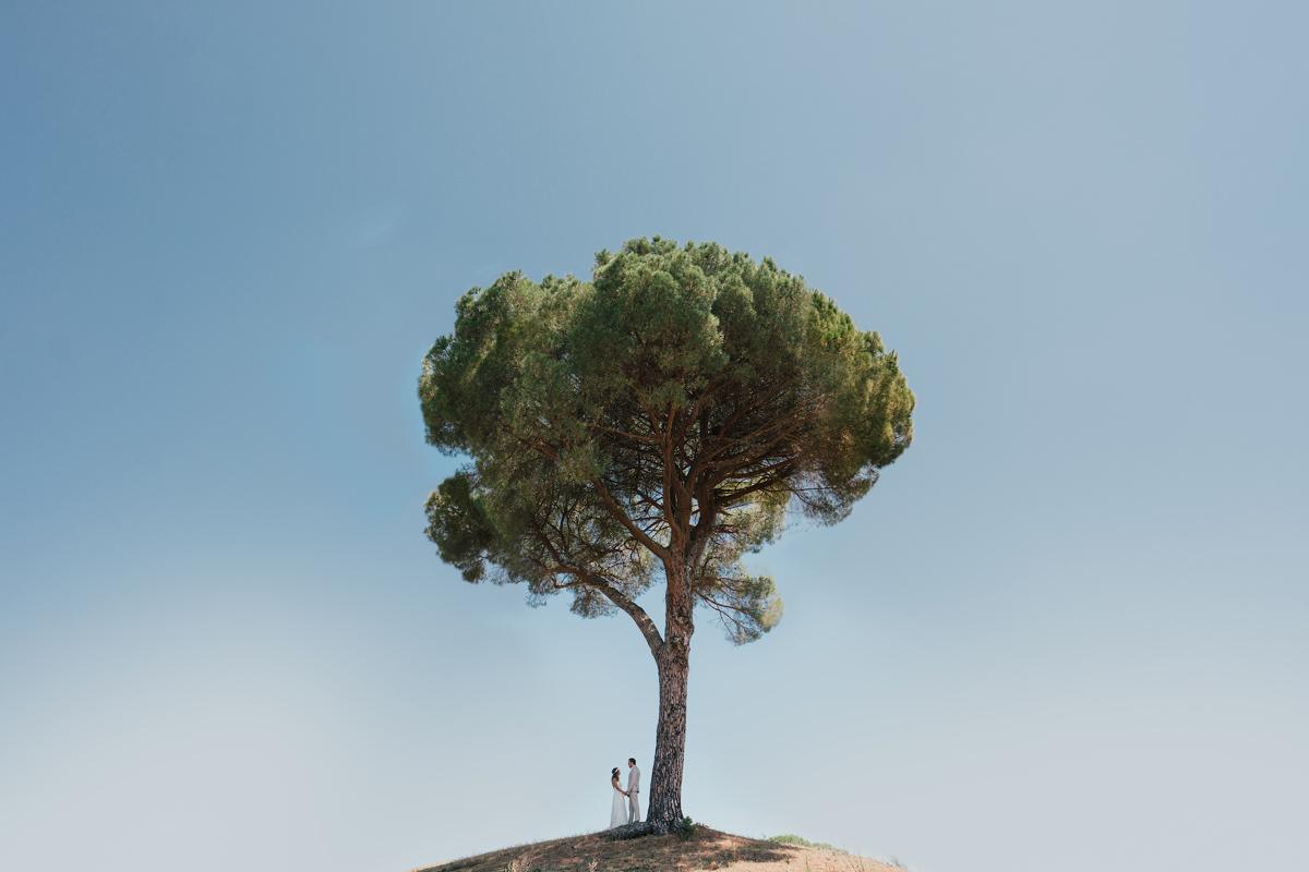 Italië iconic Trouw Huwelijk foto fotoshoot