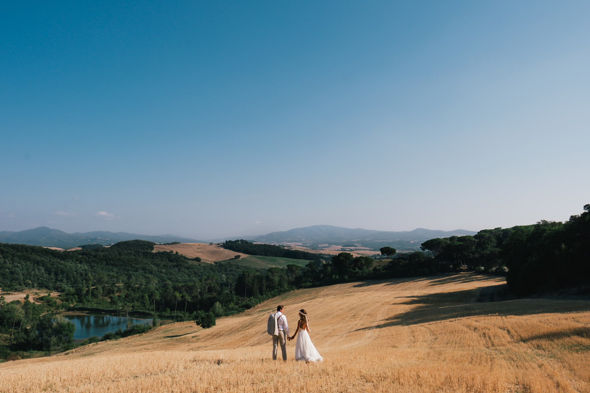 photoshoot Italië huwelijksfeest