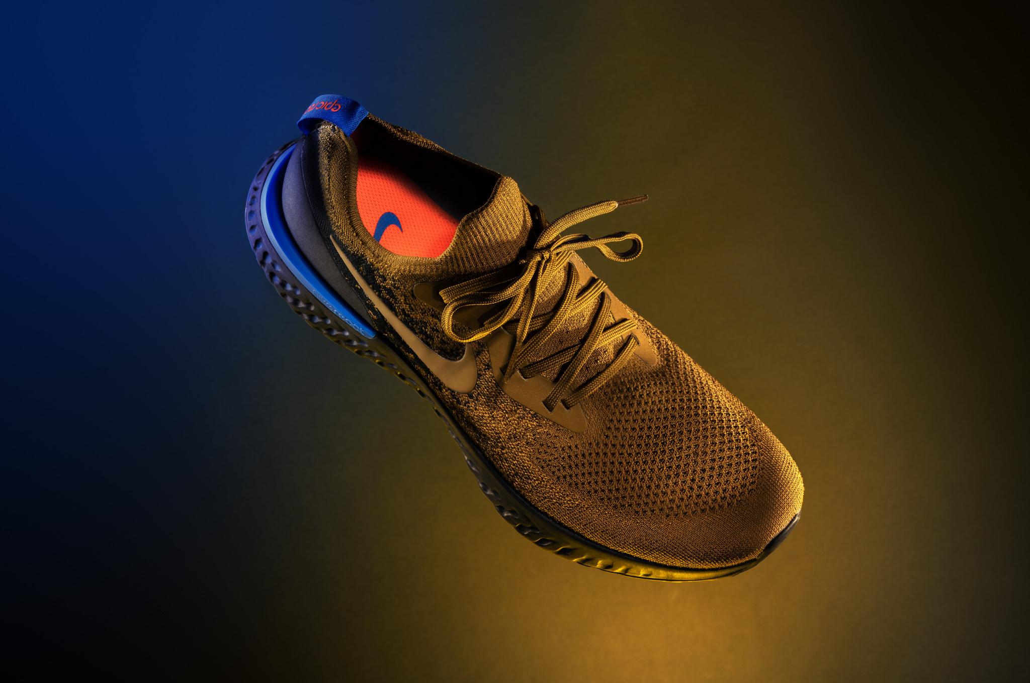 Nike sneaker fotograaf