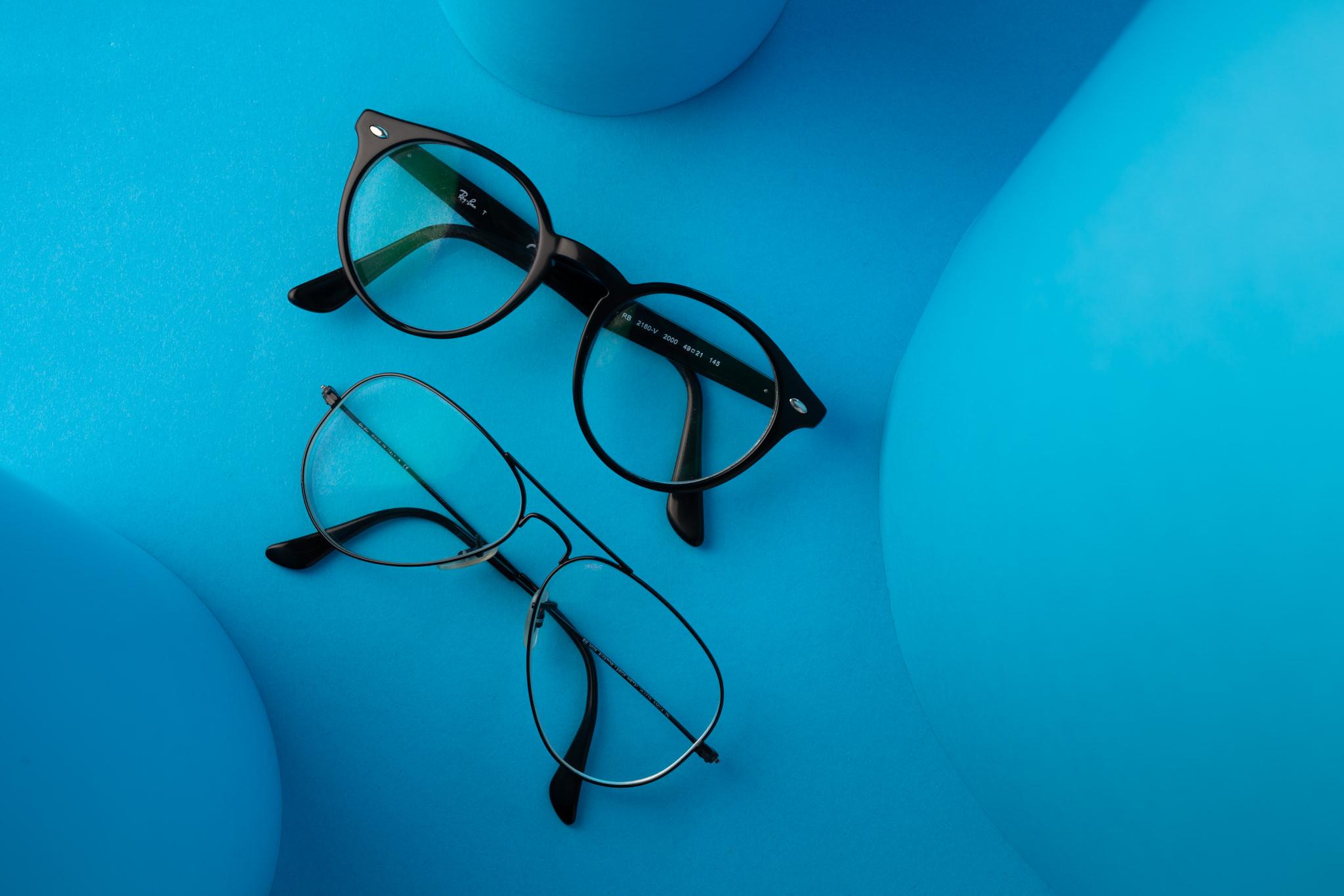 brillen fotograferen