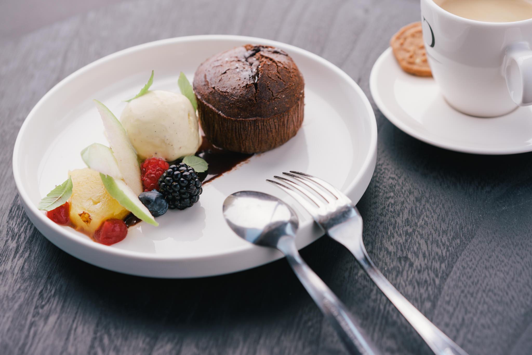 dessert fotografie