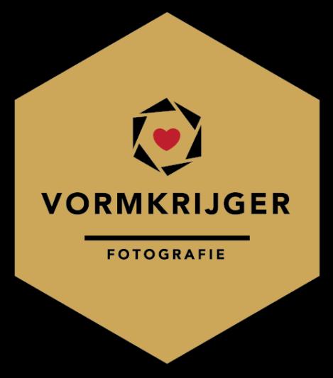 logo vormkrijger huwelijken