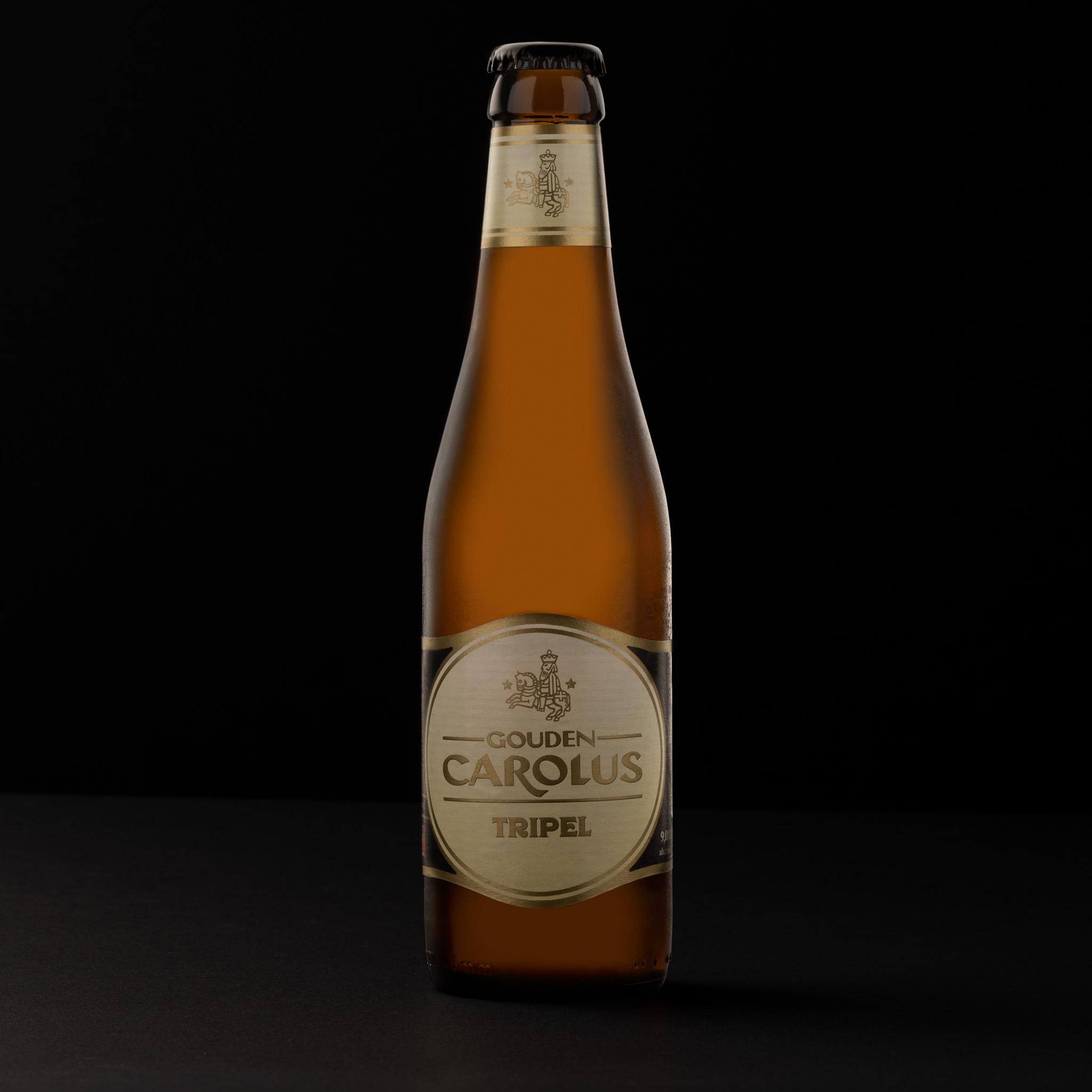 bier gouden carolus foto sessie
